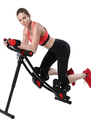 core ab exercise machine