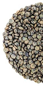 french lentils, food to live