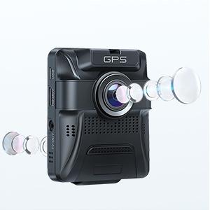 dual lens dash cam