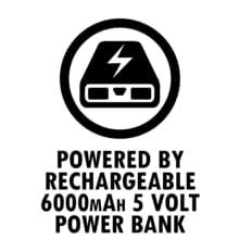 6000 mah, battery, power bank,