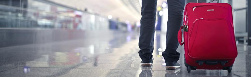 BV TSA-bagagesloten.