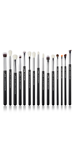 Jessup eye brushes