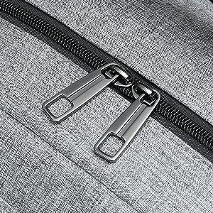 Dual Metal Zipper