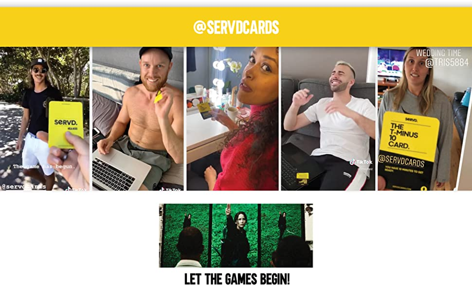 Servd, servd cards, adult card games, couples game, couples card games, game for adults