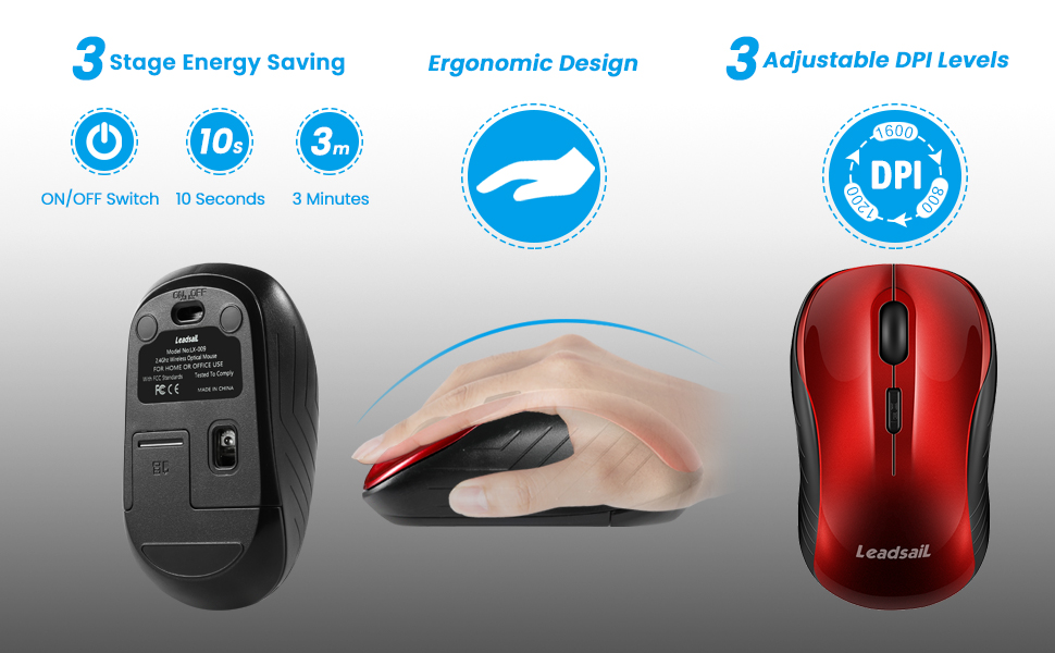 laptop mouse wireless