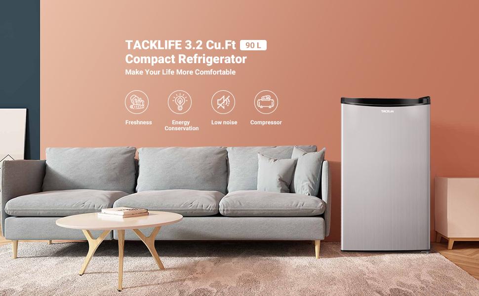 tacklife refrigerator