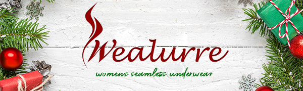 Wealurre womens underawear
