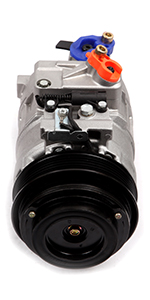 New AC A//C Compessor Fits 2.5L Hybrid ONLY 2005-2009 Ford Escape L4 2.3L