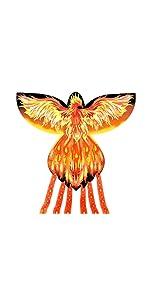 Phoenix kite