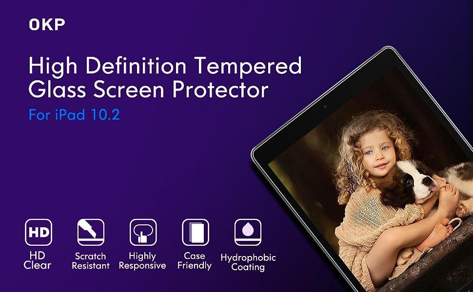 ipad 7th generation screen protector