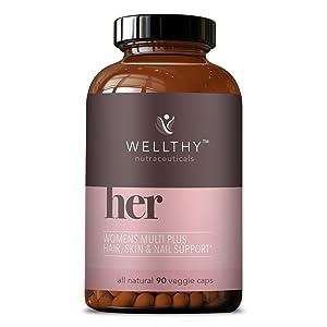 Wellthy Her Women's Multi Vitamin