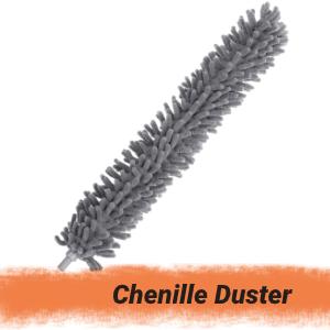 chenille duster