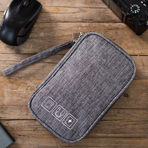 Small Cable Bag Travel