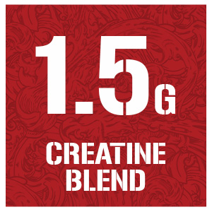 ingredient square, red bkg, kill it, ebc, creatine blend
