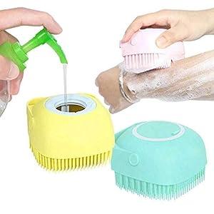 body scrubber body sponge for bathing scalp brush scalp massager soft loofah for bathing for women