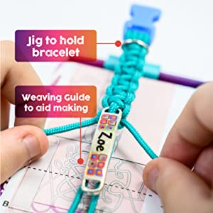 diy kit, jig provided