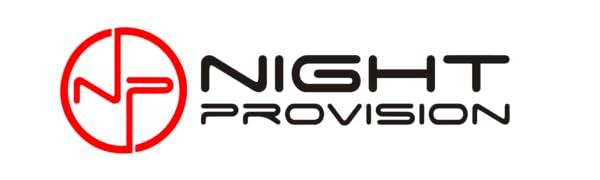 night provision flashlight