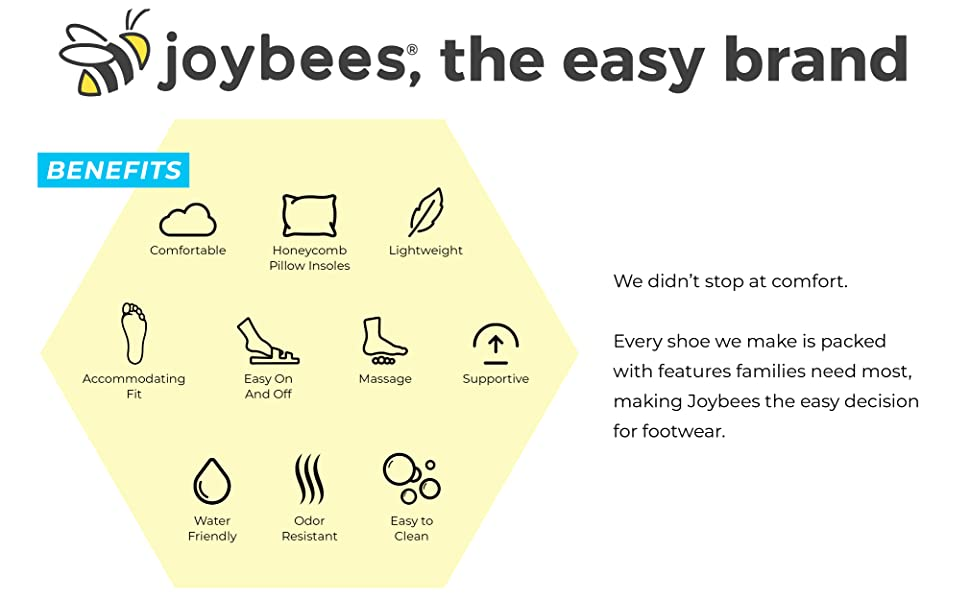 joybees product benefits