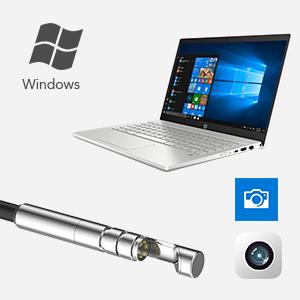borescope for windows