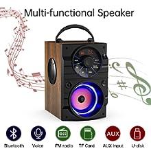 multifunctional speaker