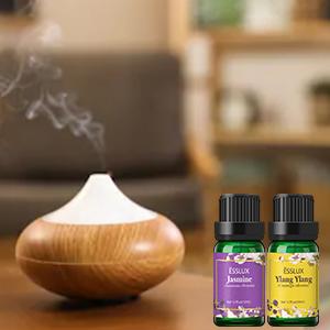 Floral essential oil