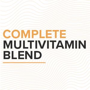 complete multivitamin blend