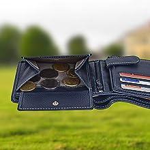 Wallets for men , Slim wallet for men, Spacious wallet for men, cool wallet