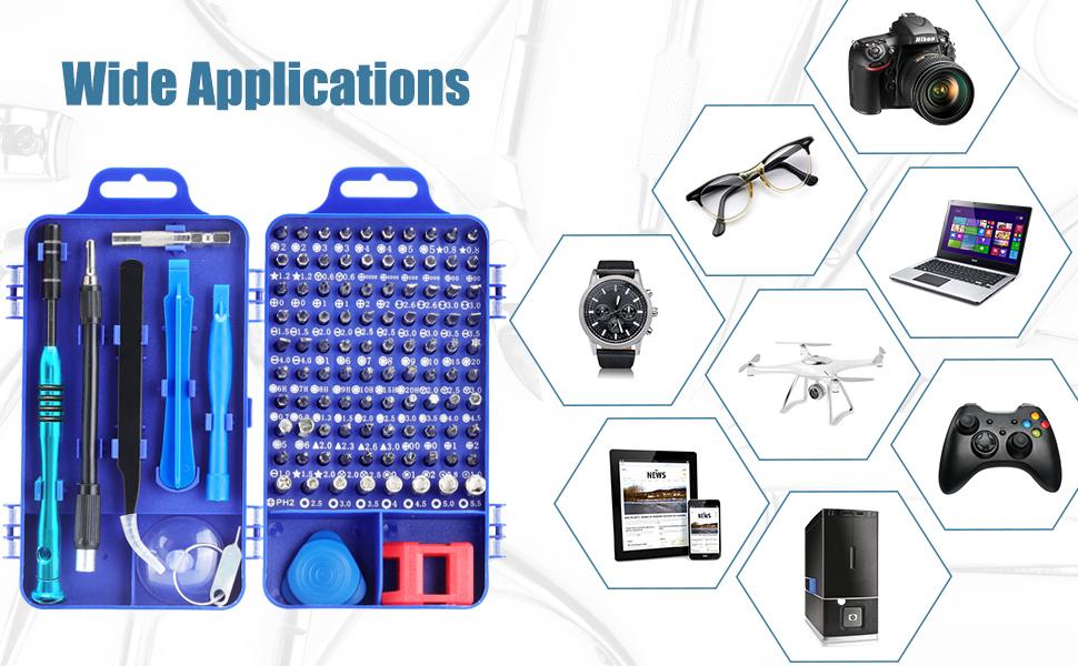 magnetic repair tool kit