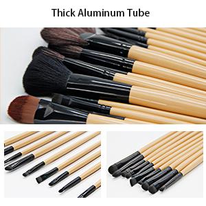 Thick aluminum tube