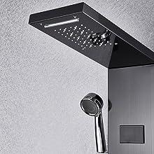 duscharmatur thermostat