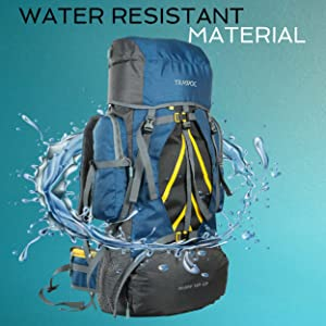 WATER RESISTANT'
