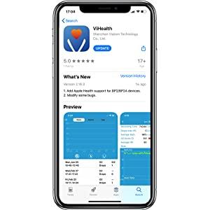 Aplicación  para iOS/Android -- ViHealth