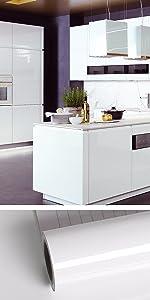 glossy white wallpaper