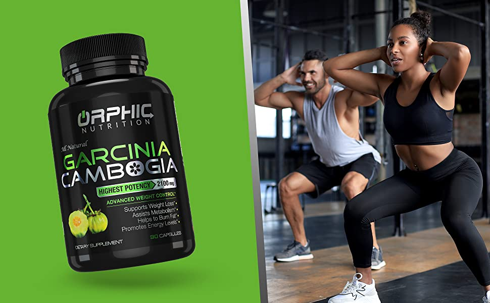 Garcinia Cambogia Appetite Suppressant for Weight Loss   Carb Blocker Weight Loss Pills