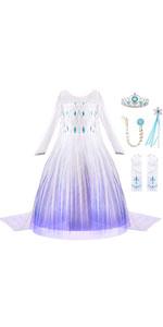 Halloween Princess Dress