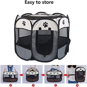 pet tent foldable