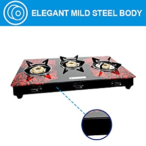 stove with induction, gas stove with induction bottom, gas stove with brass burner, gas burner
