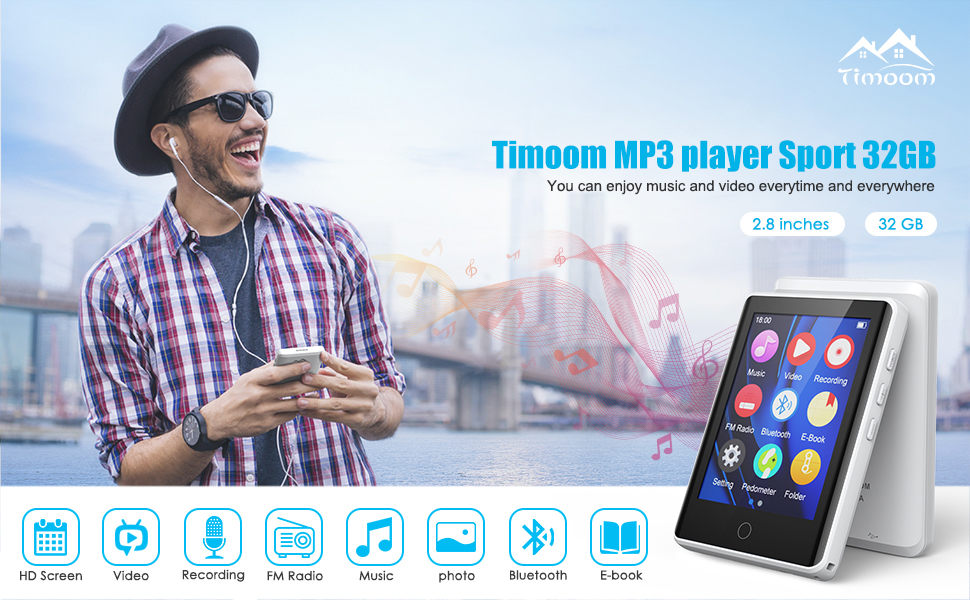 MP3 player 32gb