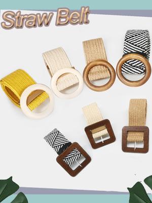 4 colors belt strap