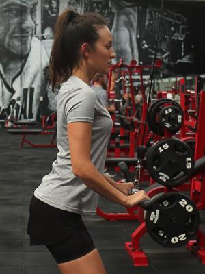 women sport tshirt gym