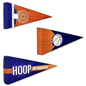basketball three piece sets