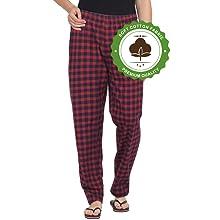 Cotton Pyjama For Women, 100% Cotton, Soft Nightwear