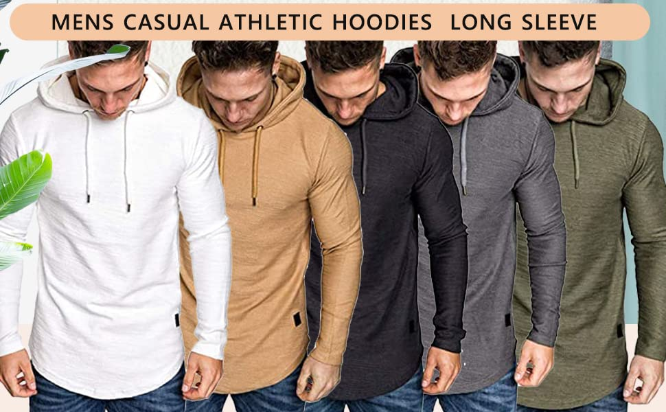 Mens Athletic Shirt and Hoodies