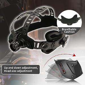 welding helmet/lincoln viking 3350/jackson welding hood/miller mask/save phace welding helmet