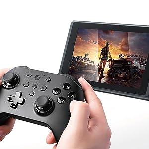 Amazon.com: Bluetooth Controller for Nintendo Switch/PC