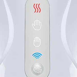 hand massager with heat
