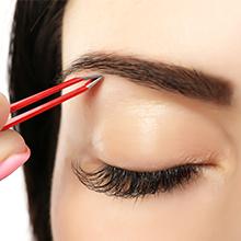 eyebrow clip
