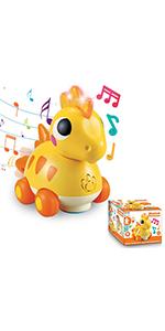 Musical Dinosaur Toy