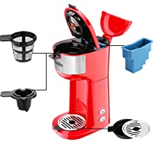 Small select coffee brewer