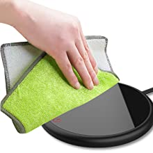 Easy to clean, water proof